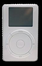 Primera generación del iPod