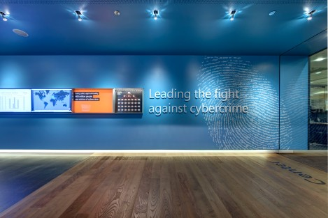 Las instalaciones de este nuevo centro de Microsoft (Prensa Microsoft)