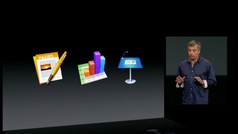 Presentación de Apple, durante el pasado mes de octubre (Cortesía)